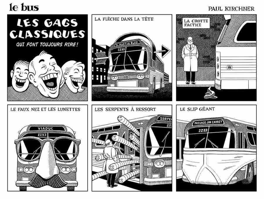 Le bus : un deuxième tome qui vous transporte comme sur des roulettes!