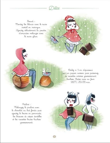 Gourmandises: les pin-up pulpeuses d'Adolie Day et leurs recettes craquantes