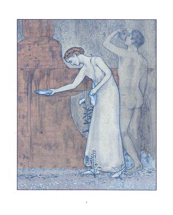 Hubert : les fantasmes érotico-artistiques d'un vieux garçon solitaire