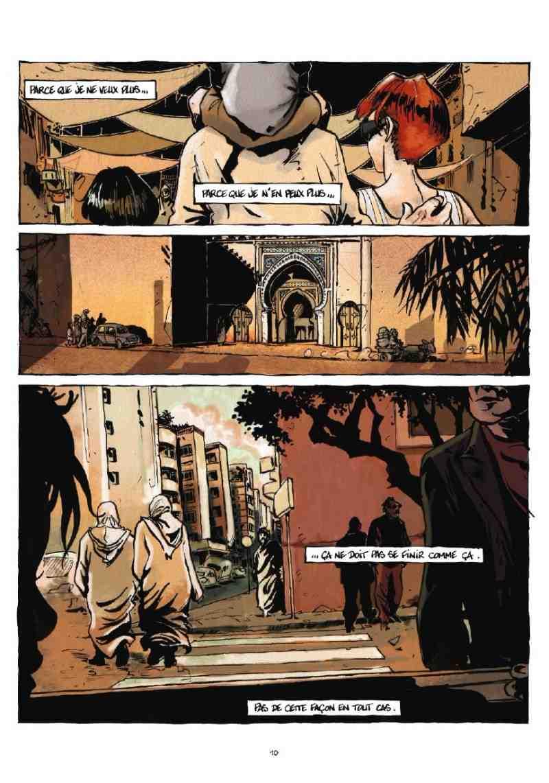 Confessions d'un enragé : un roman graphique saisissant entre fantastique et récit initiatique