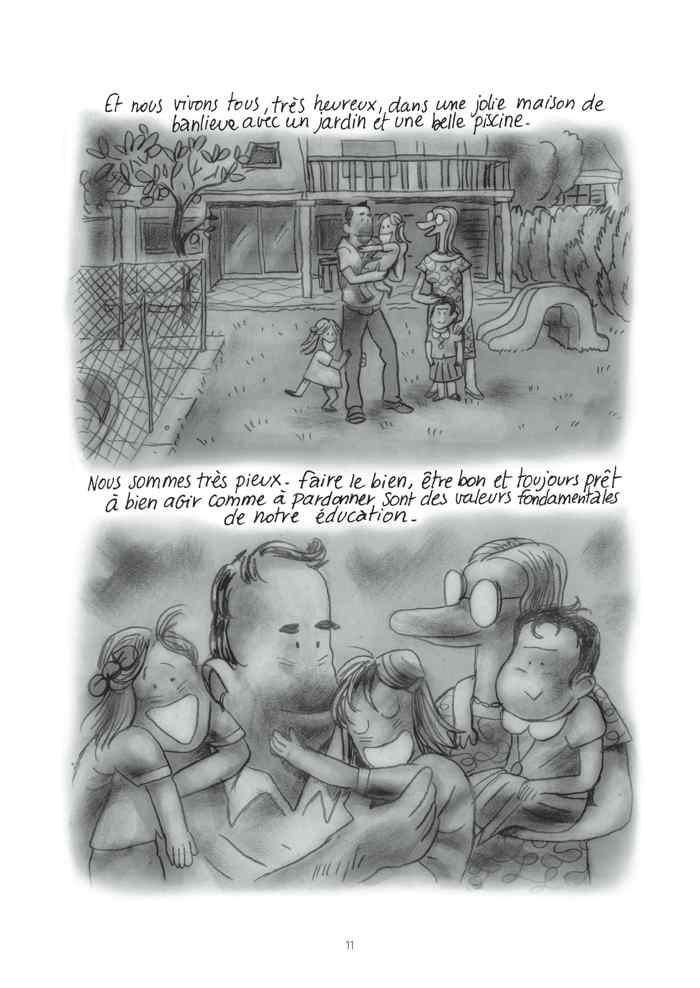 Cruelle : un premier tome à la maïeutique troublante