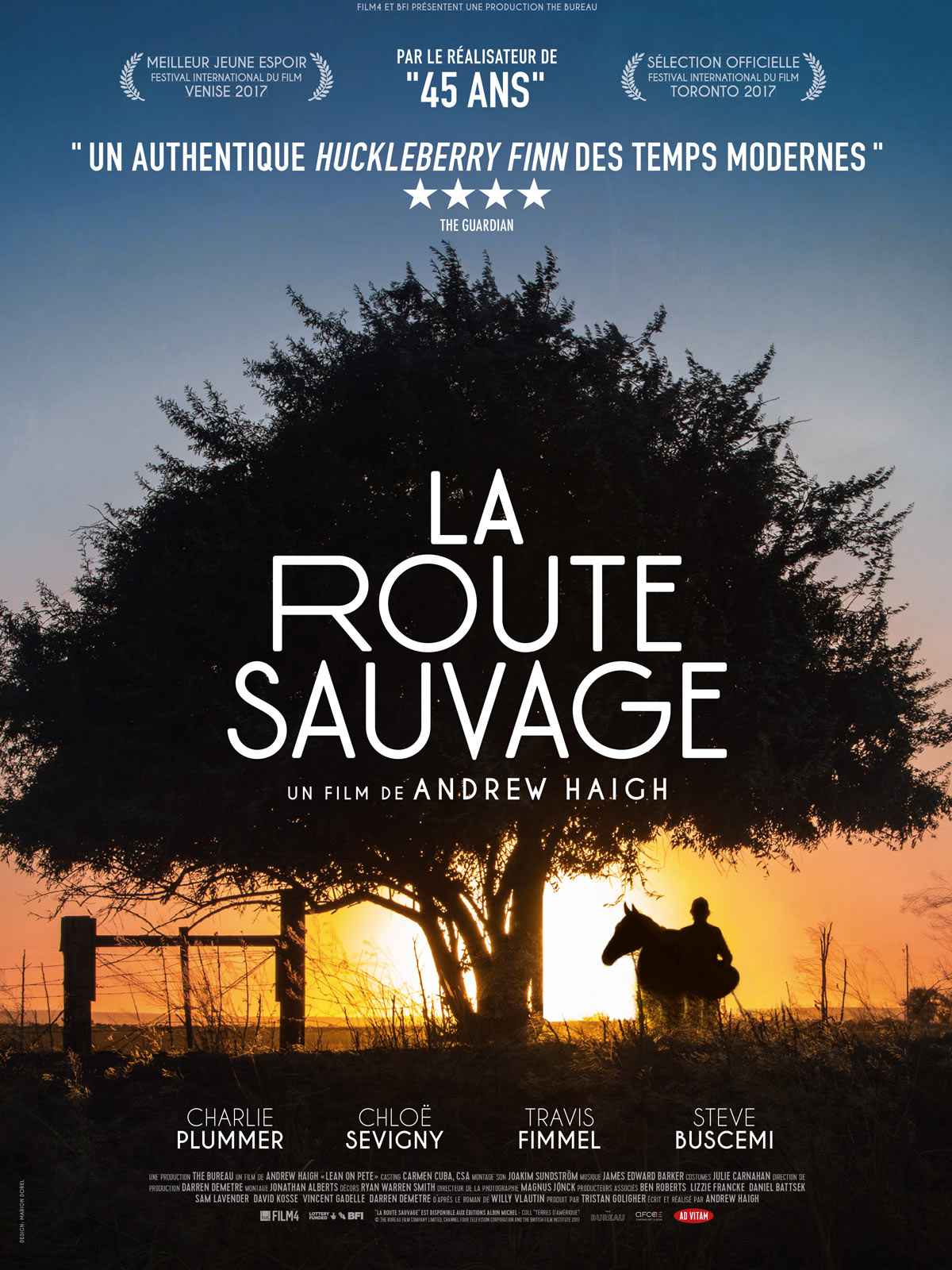 Route sauvage