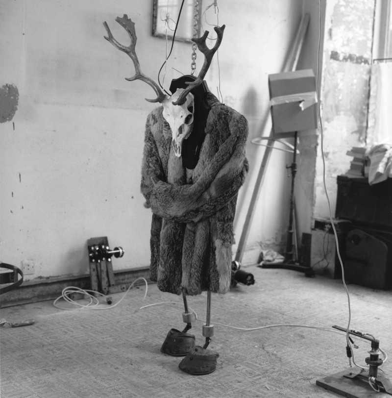 Gilbert Peyre : les machines extravagantes et surprenantes d'un électromécanomaniaque de talent
