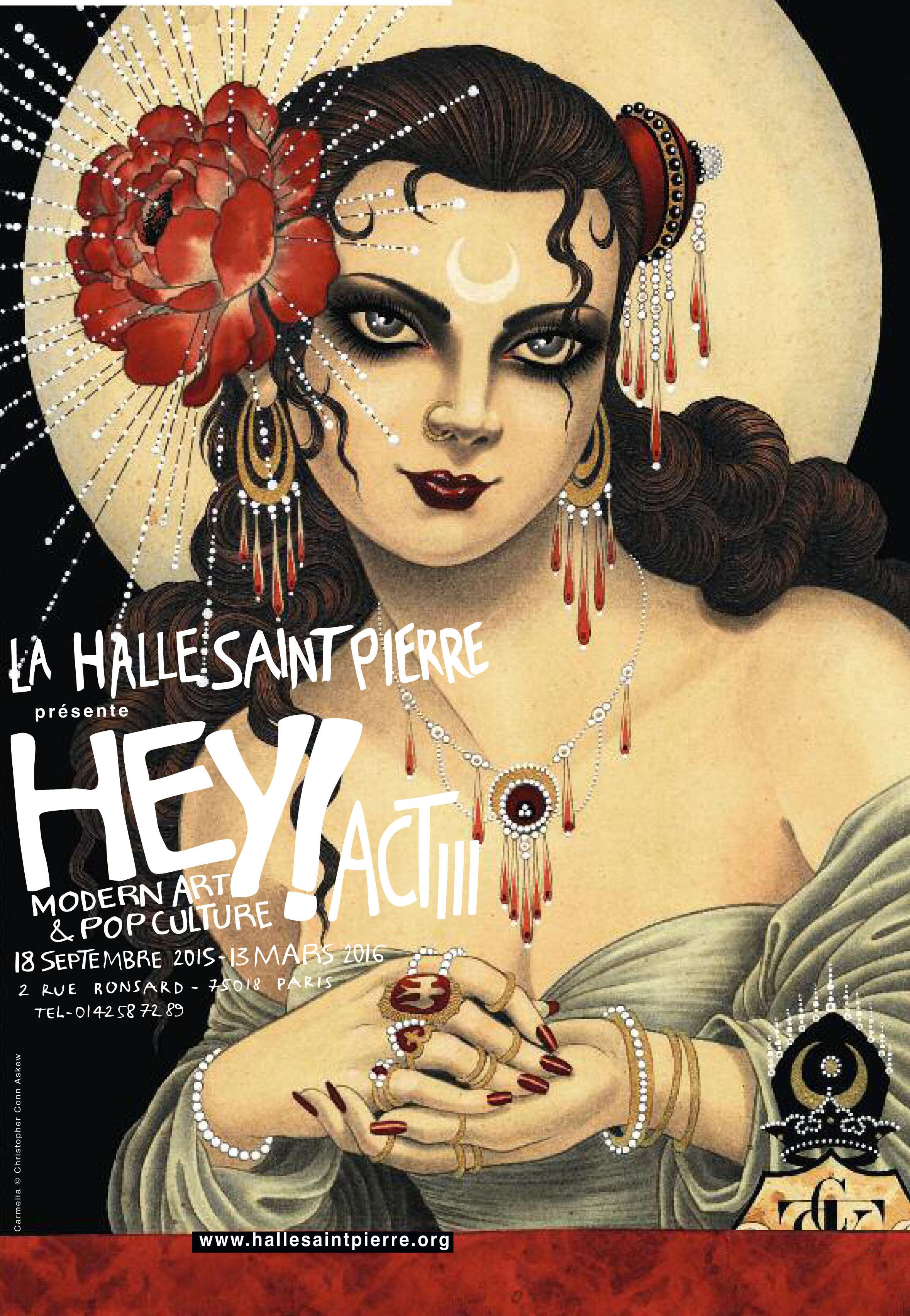 L'exposition « Hey ! » revient avec un troisième acte salvateur