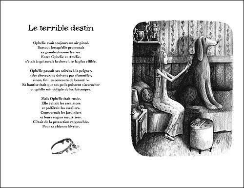 Destins de chiens : poésie, espiéglerie et humour noir
