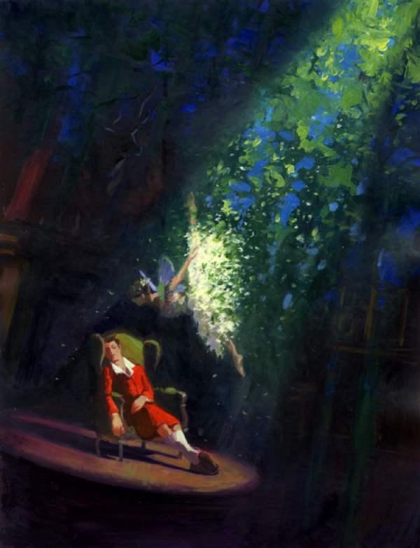 Sylphide, fée des forêts : un grand ballet classique merveilleusement mis à la portée des enfants