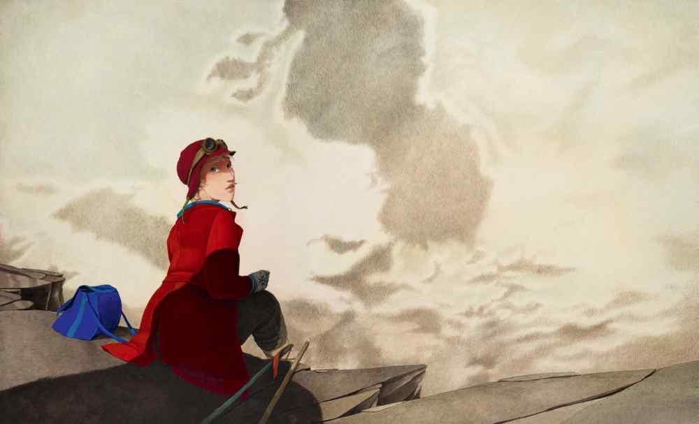 Yéti : l'attendrissant homme des neiges sous les pinceaux de Rebecca Dautremer