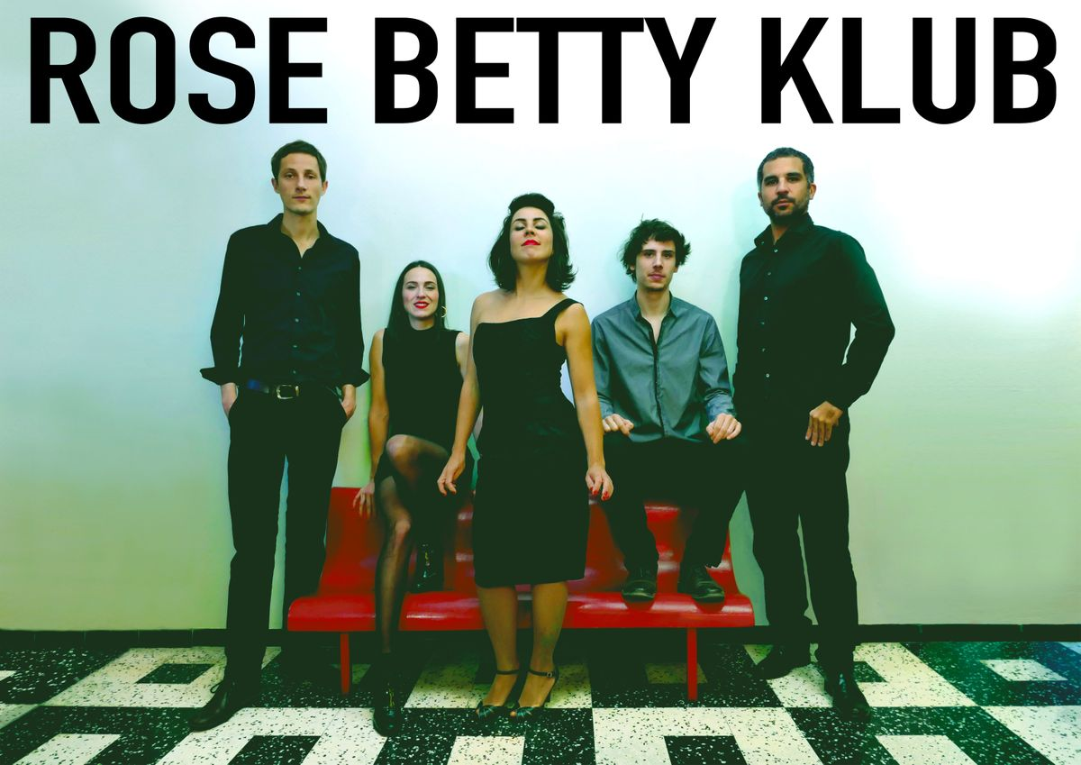 rose betty club