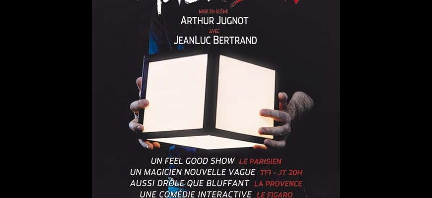 Magic Box : rencontrez le charismatique Jean-Luc Bertrand!