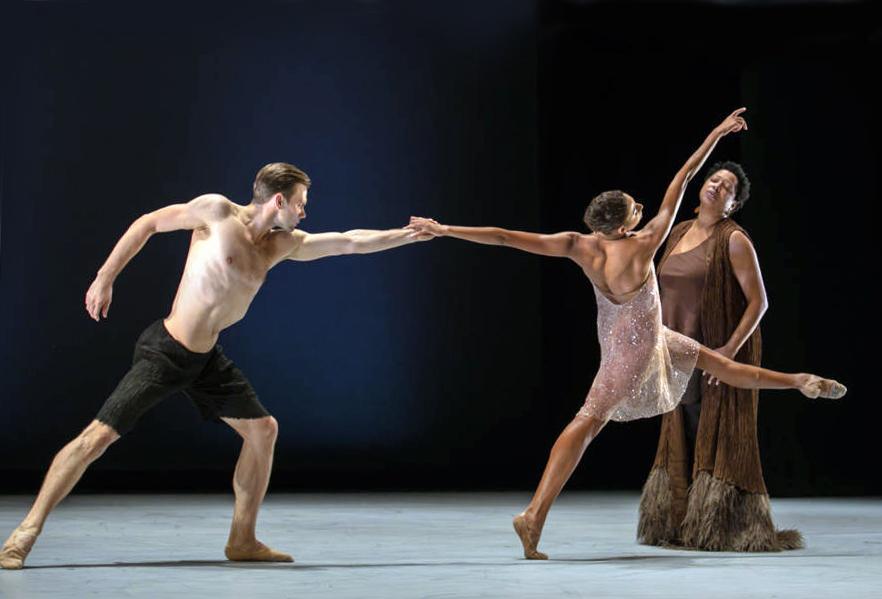 645be6aa22cc79 The Propelled Heart : une danse vibrante à la gestuelle ...